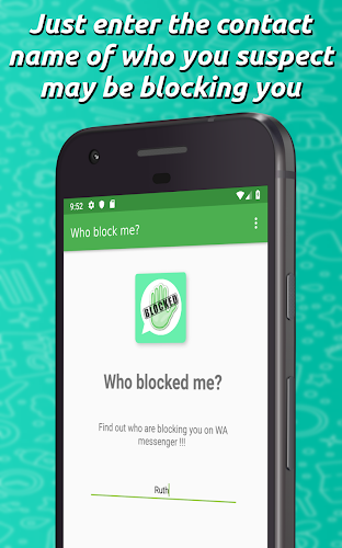 Who whatsapp on out blocked you find How to
