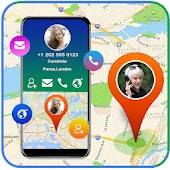 Mobile Location Tracker & Call Blocker Icon