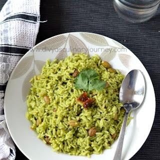 Kothamalli Rice