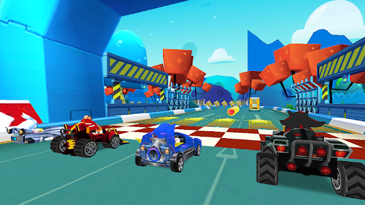 Ultra Sonic Speed: Kart Racing 2