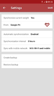 SyncMyTracks Screenshot