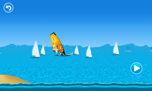 Tropical Island Boat Racing - náhled