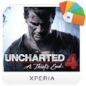 XPERIA™ Uncharted™ 4 Theme icon