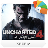 XPERIA™ Uncharted™ 4 Theme