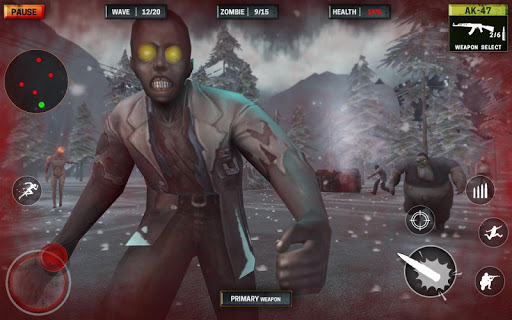 Zombie Sniper Free Fire: 3d Shooting 2020 MOD APK | UNLIMITED GRENADES | UNLIMITED MONEY