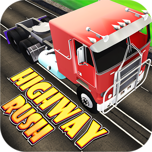Highway Rush - Race to Infinity - Traffic Racing