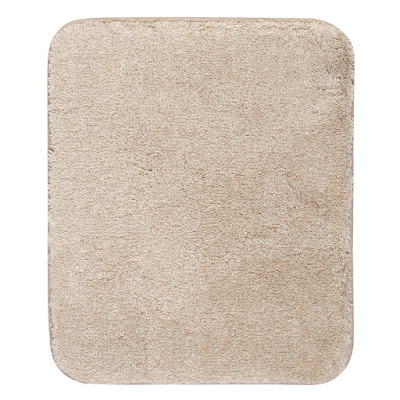 Коврик для туалета Grund Melange тауп 50х60 см