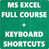 Learn MS Excel Course & Keys