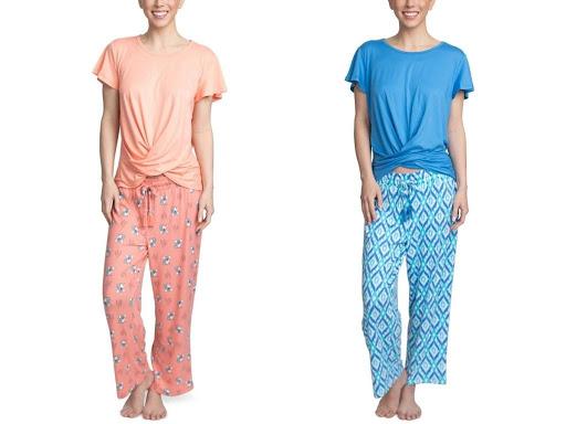 Muk Luks Women's Pajama Sets from $14.99 on Macys.com (Regularly $48)