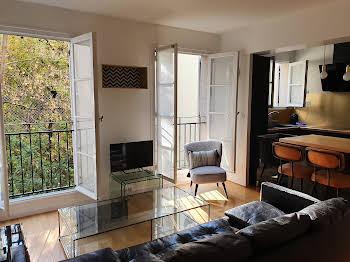Studio meublé 36,8 m2