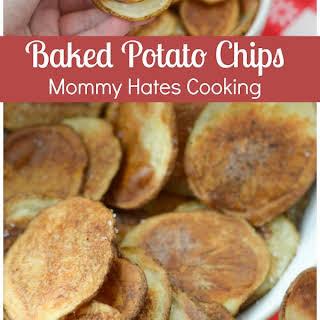 Baked Potato Chips.