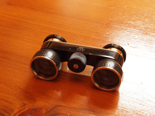 TOKO Pride 2.5x Opera Glasses Made in Occupied Japan