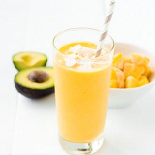 Mango Avocado Smoothie Recipe