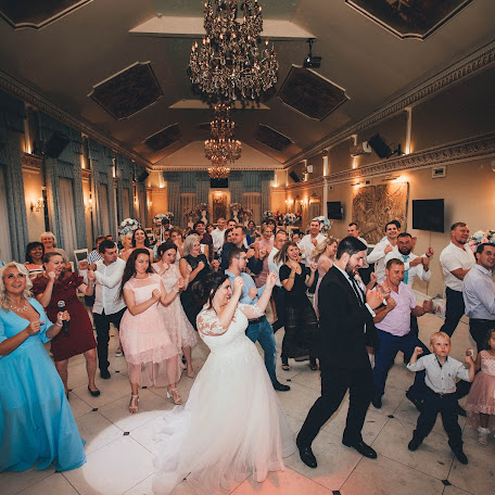 Свадебный фотограф Андрей Вишняков (AndreyVish). Фотография от 19.11.2018