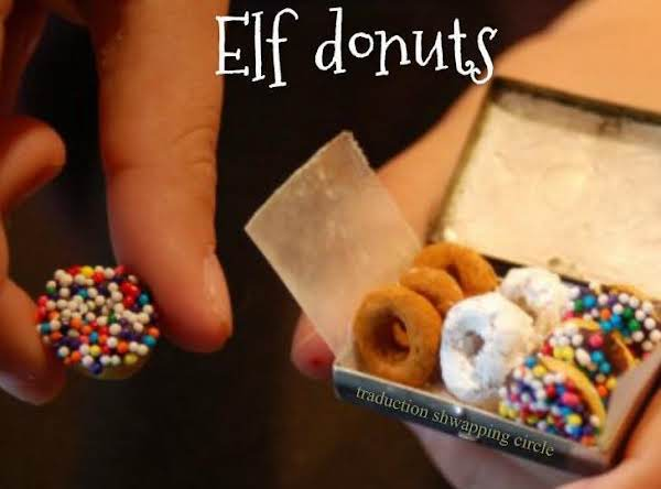 Elf Donuts Recipe