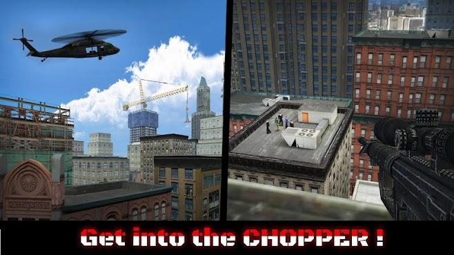 Sniper Ops:Kill Terror Shooter v34.1.0