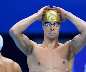 Pieter Timmers s'illustre sur le 100 mètres nage libre de la Coupe du Monde