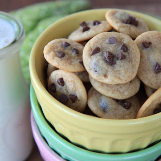 Teeny Tiny Chocolate Chip Cookies Recipe