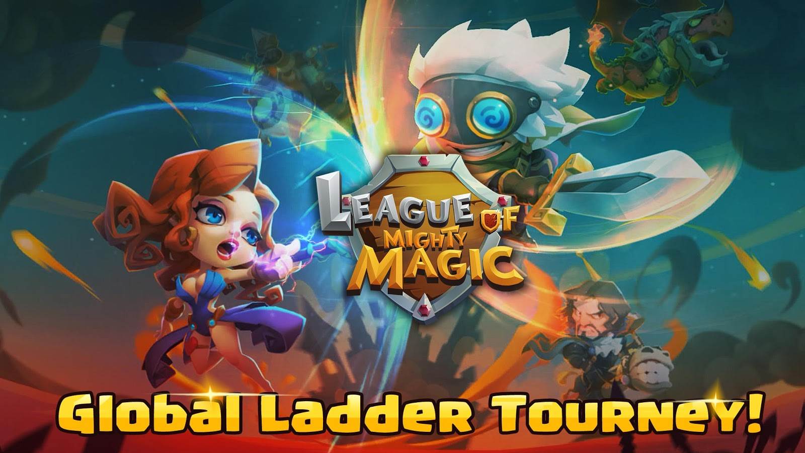 League of Mighty Magic- screenshot