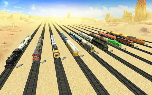 Oil Train Simulator 2019 2.6 screenshots 14