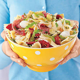 Pizza Pasta Salad.