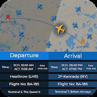 Flight Tracker-Planes Live  Flight Radar Status