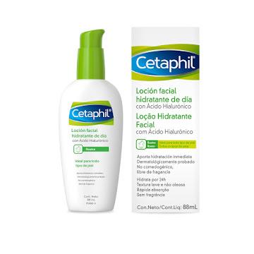 Loción facial Cetaphil   Hidratante De Día X 88ML
