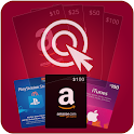 1Click Up Rewards and Free Gift Cards icon