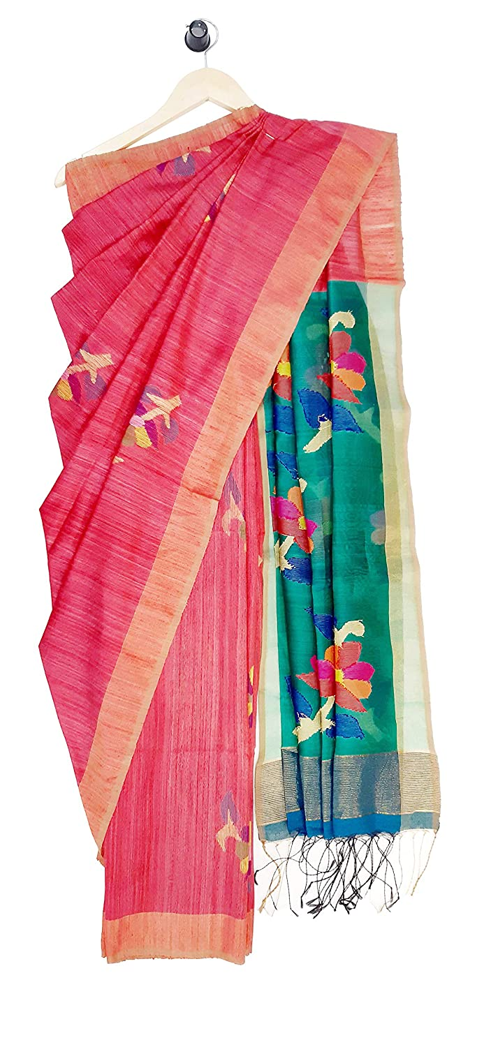 Muga Silk Best Saree (Assam)