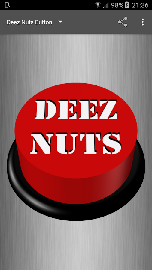 Deez Nuts Button- screenshot