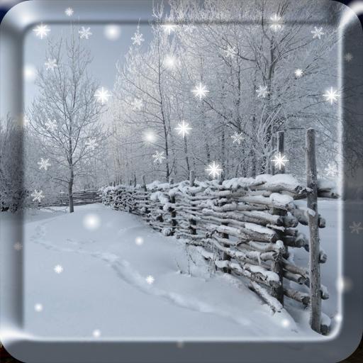 冬季聖誕雪景動態桌布 FREE (PRO) 個人化 App LOGO-APP試玩