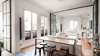 Appartement meublé 3 pièces 64,08 m2