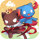 Cats King -  Battle Dog Wars: RPG Summoner icon
