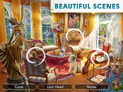 June's Journey - Hidden Objects Screenshot