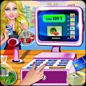 Super Market Cashier Game: Fun Shopping icon