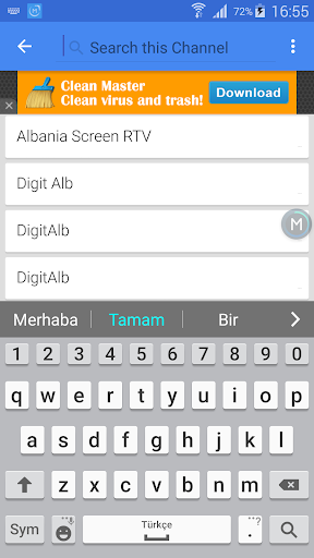 Albania TV Channels