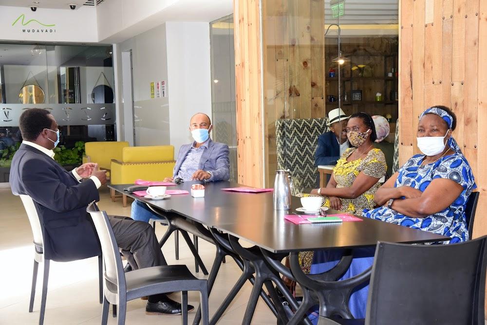 Mudavadi, Karua, Kenneth work on Third Force ahead of 2022