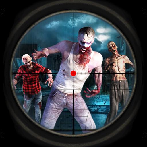 City Zombie Dead Shooting 3D