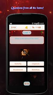 RUBIQUIZ - Dota 2 Quiz - náhled