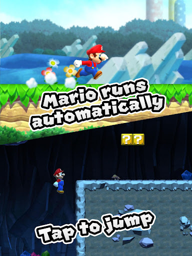 Super Mario Run Games (apk) free download for Android/PC/Windows screenshot