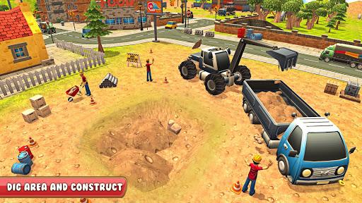Loader & Dump Construction Truck 1.1 screenshots 8