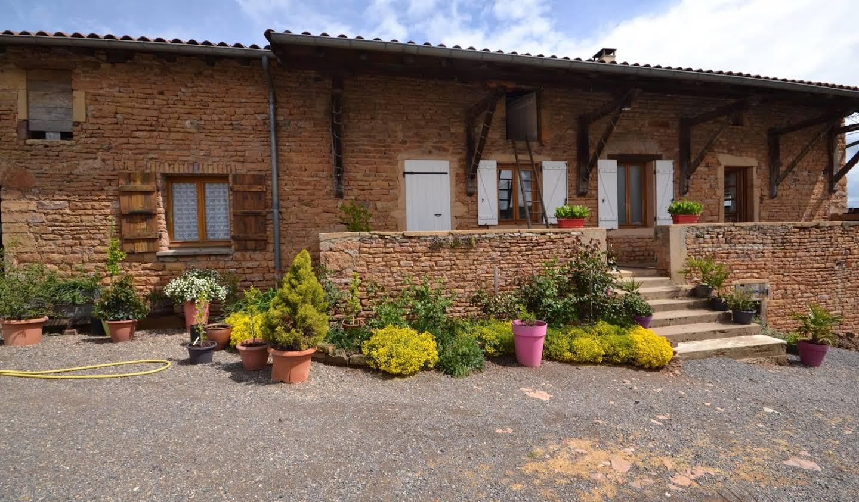 Maison avec terrasse Saint-verand