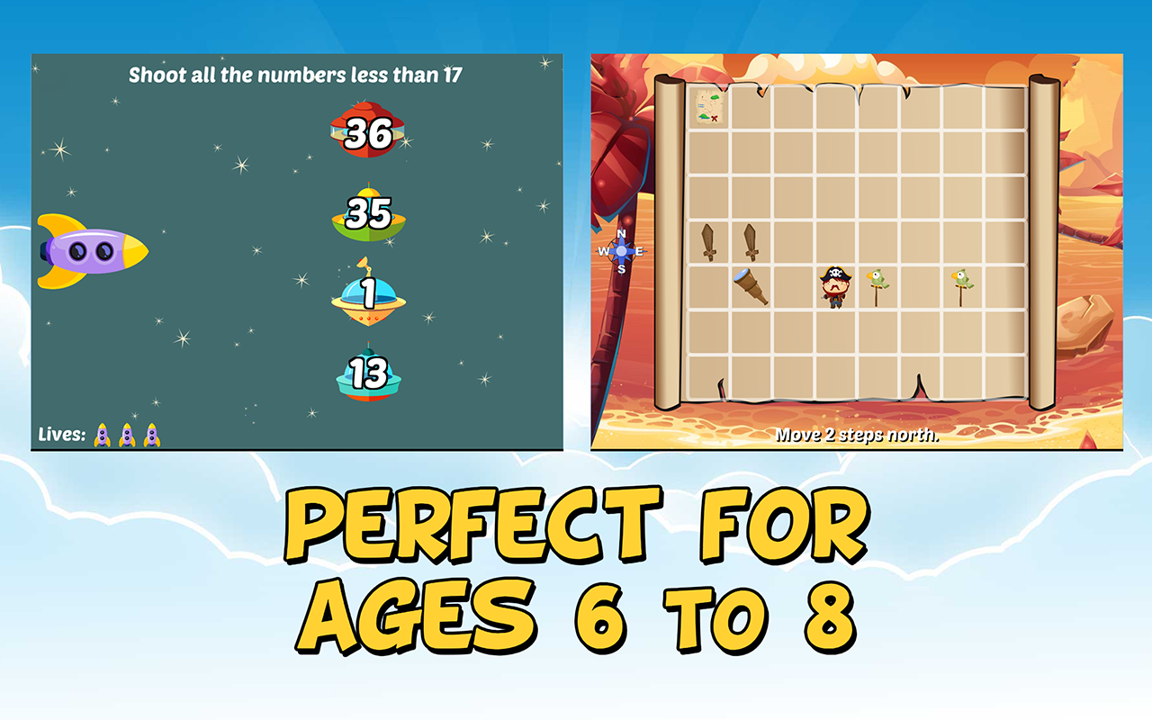 Second Grade Learning Games- screenshot