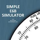 Simple E6B icon