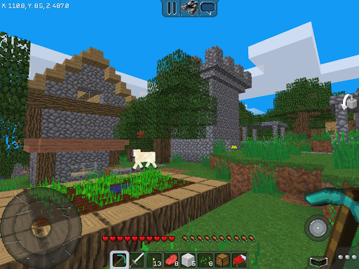 MultiCraft u2015 Build and Survive! ud83dudc4d 1.9.0 screenshots 13