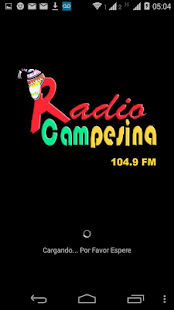 Radio Campesina 104.9 Fm- screenshot thumbnail