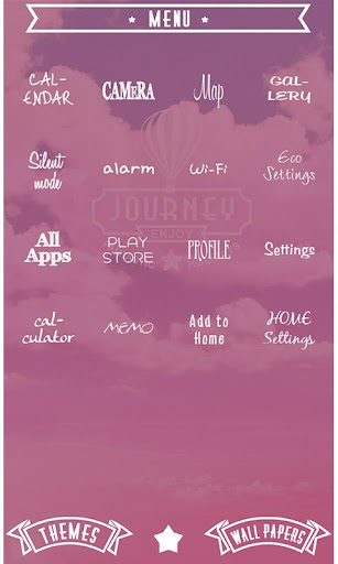 Sky Wallpaper-Pink Clouds- 1.0.0 Windows u7528 2