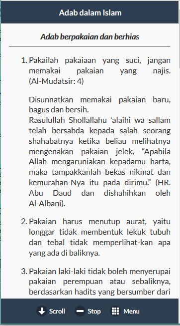 Adab Dalam Islam – (Android Apps) — AppAgg