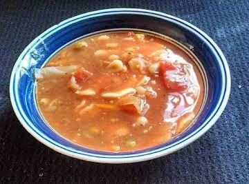Winter Comfort Soup