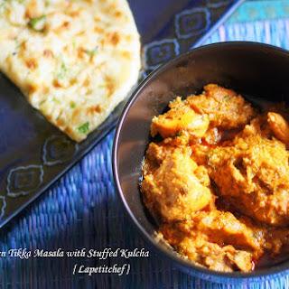One plate of Chicken Tikka Masala Please..
